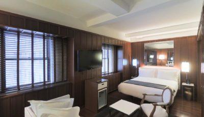 Hotel Rooms 3D Model