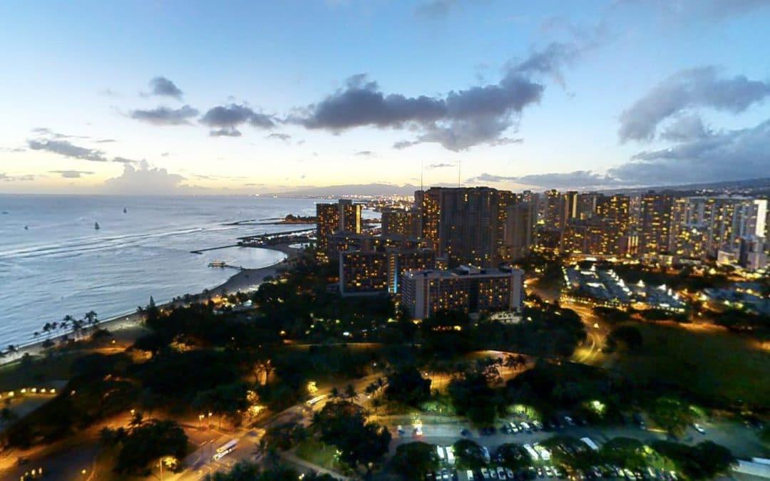 Trump Tower Waikiki Sunset Penthouse